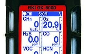RKI Instruments gas monitor
