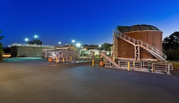 Patchogue Wastewater Treatment Plant project receives ACEC Engineering Excellence Gold Award