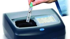 Sampling Systems - Lab spectrophotometer