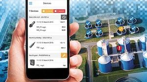 Process Control Equipment - Hach Mobile Sensor Management