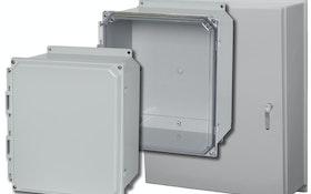 Hammond Manufacturing introduces polycarbonate enclosures