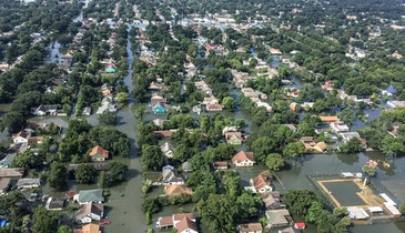 Online Tool Shows WWTPs Affected by Harvey