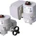 Hayward Flow Control HRS Series electric fail-safe actuators