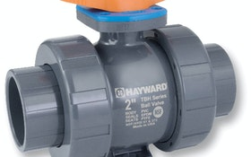 Hayward Flow Control TBH Series ball valve