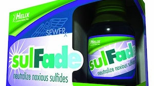 Chemicals/Chemical Feed Equipment - Helix Laboratories sulFade
