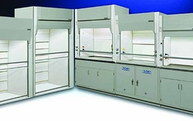 Laboratory Supplies and Services - HEMCO Corporation UniFlow Fume Hood