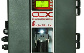 Chlorination/Dechlorination - HF scientific CLX
