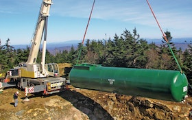 Tanks - Highland Tank & Manufacturing Co. wastewater treatment tanks