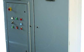 Pump Controls - Hoffman & Lamson variable-frequency drive