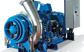 High-Efficiency Motors/Pumps/Blowers - Howden Roots SG Turbo Blower