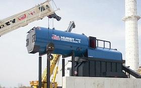 Hurst Boiler & Welding Boosts Efficiency at Wisconsin Paper Plant