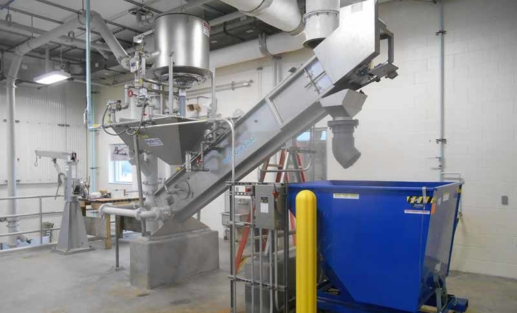 Nebraska Plant Installs Advanced Grit Management System