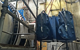 A Fast Fix for Worn Valves at a Los Angeles Water Reclamation Plant
