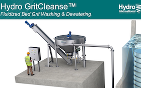 Hydro GritCleanse – Cleaner and Drier Grit Than Ever Before