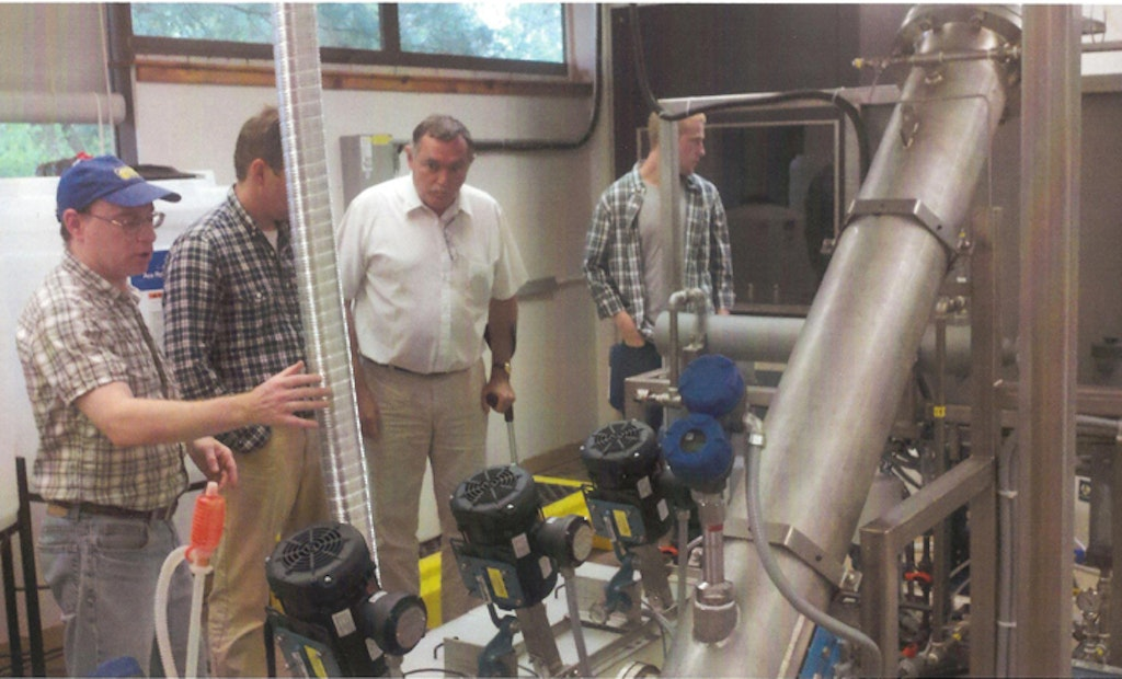 Turning Brown Grease Into Biofuel