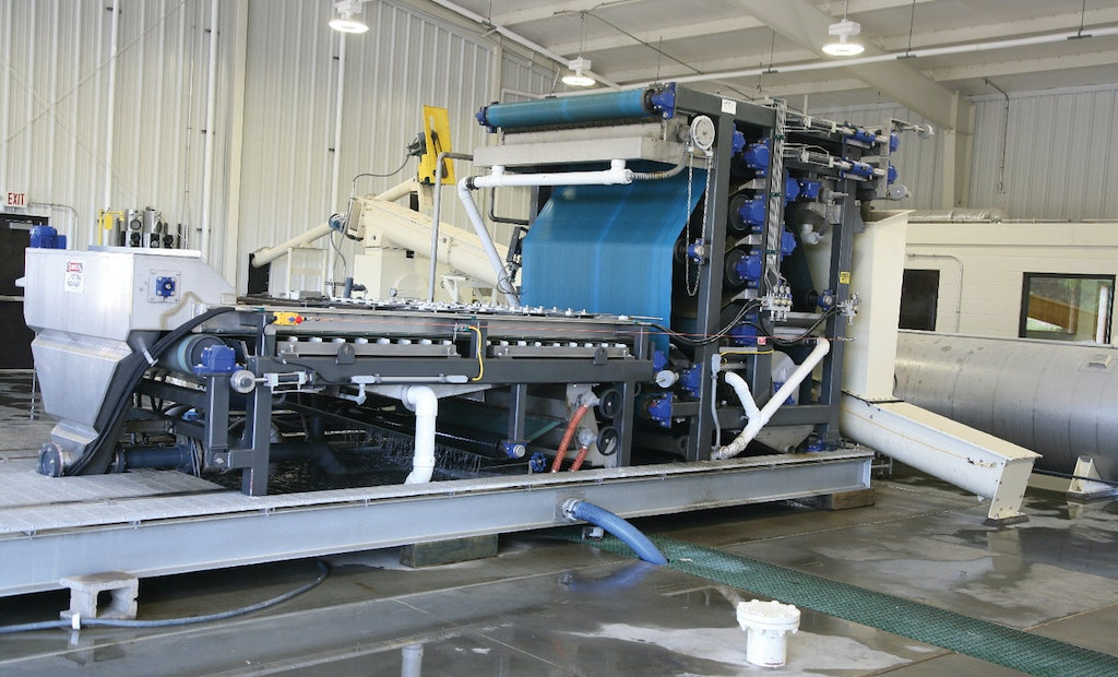 Schwing Bioset Process Helps a Community Maximize Beneficial Use of Resources