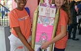 See How Students Approached the Challenge of Creating Water Tower Models
