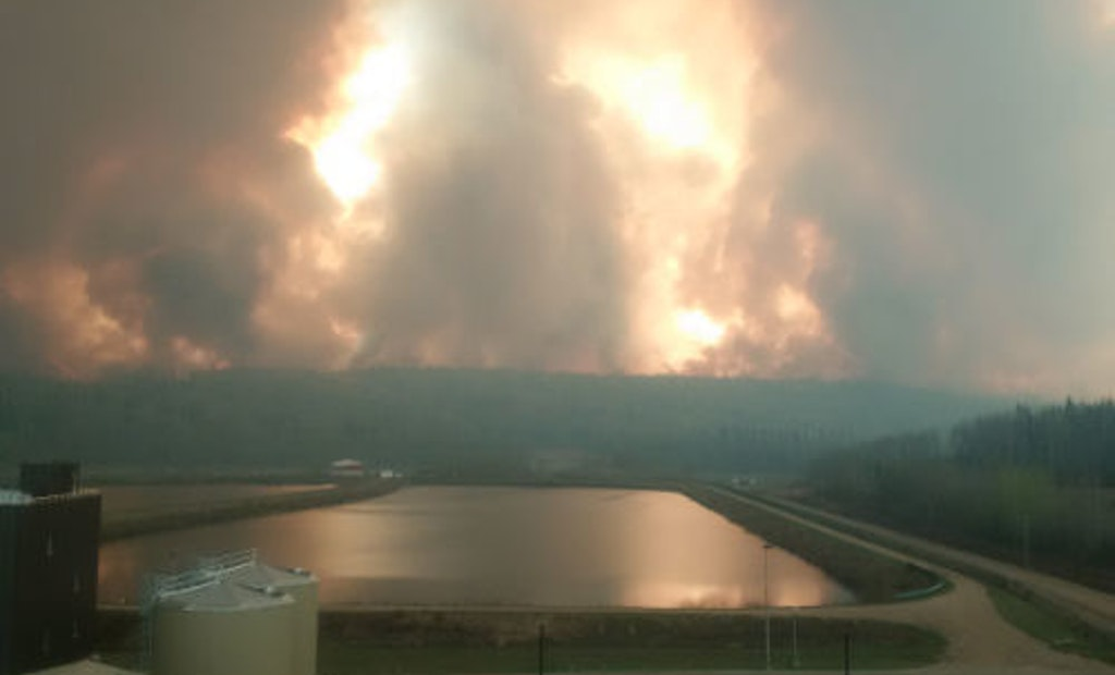 Fort McMurray Operators Tell The Tale of Smoke, Fire and Saving a Plant