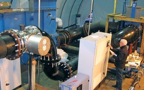 In-Pipe UV Disinfection