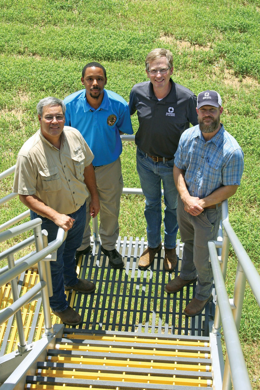 The Alabama City of Prattville Spared No Effort in a Treatment Facility and Biosolids Program Upgrade