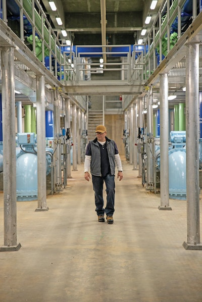 Brian McDade Has a Passion for Water Treatment and a Calling to Help Others