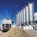 Bin/Hopper/Silo - Imperial Industries one-piece welded silo