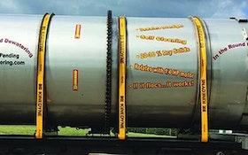 Dewatering Equipment - In The Round Dewatering horizontal dewatering drum