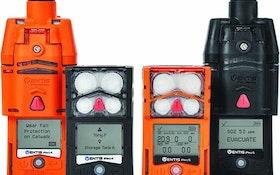 Industrial Scientific multi-gas monitors