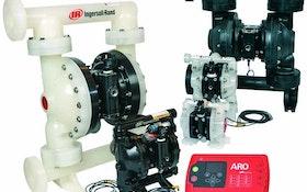 Ingersoll Rand pump controller