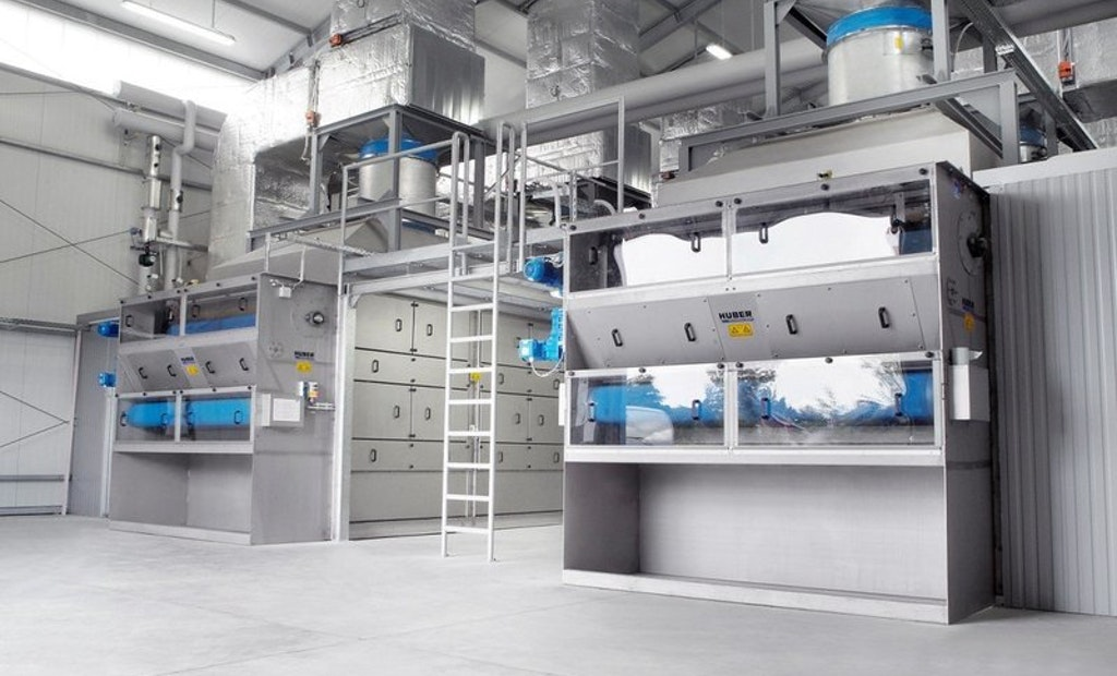 Sludge Drying on STP Ingolstadt: A Success Story