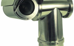 IVC stainless steel, high-definition IP video camera