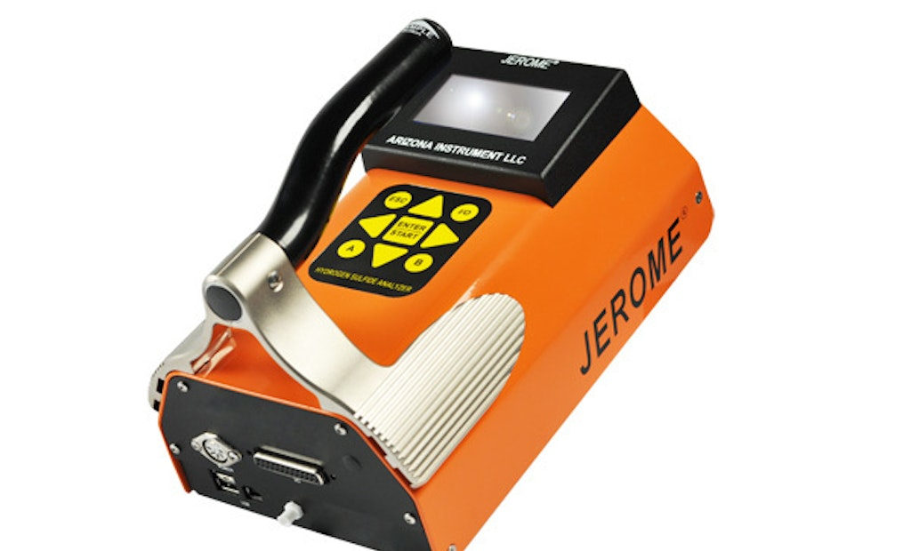 UK Environment Agency Recommends Jerome Gold Film Analyzer