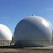 Biogas - JDV Equipment Corporation Double Membrane Biogas Holder