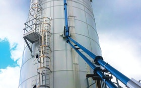Biosolids Handling/Hauling/Disposal/Application - Jim Myers & Sons (JMS) silos