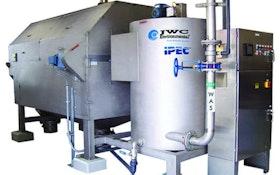 JWC Environmental IFT Rotary Drum Sludge Thickener