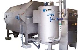 Sludge Heaters/Dryers/Thickeners - JWC Environmental IFT Rotary Drum Sludge Thickener