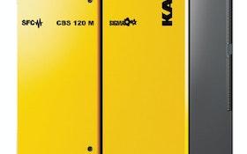 Kaeser Compressors CBS screw blower