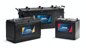 Kohler Power Systems Genuine Batteries for generator