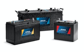 Kohler Power Systems Genuine Batteries for generator