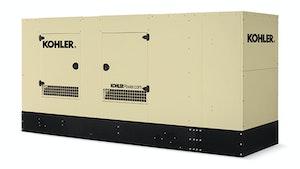 Kohler Power Systems hurricane-rated enclosures for generators