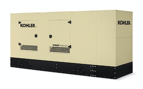 Kohler Power Systems hurricane-rated enclosures for generators