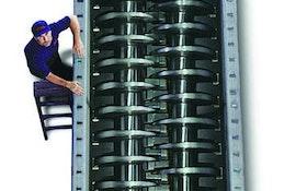 Komline-Sanderson Biosolids Drying System