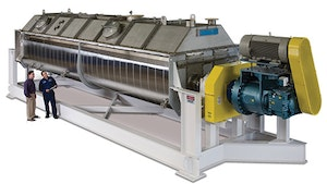 Heaters/Dryers/Thickeners - Biosolids drying system