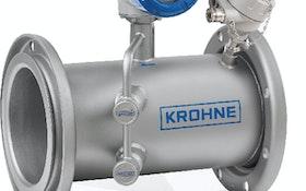 KROHNE OPTISONIC 7300 ultrasonic flowmeter