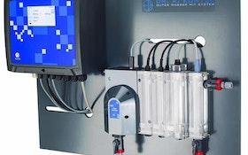 KuntzE Instruments disinfectant measuring system