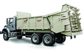 Biosolids Handling/Hauling/ Disposal/Application - Commercial box spreader