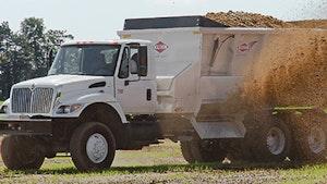Composting Equipment - Kuhn North America Knight ProTwin Slinger SLC 132