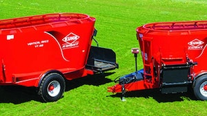 Composting Equipment - Kuhn North America Knight VT Vertical Maxx