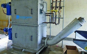 Nutrient Removal - Kusters Water ProTechtor CenterFlow Band Screen