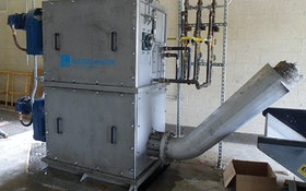Screening Systems - Kusters Water, division of Kusters Zima Corp., ProTechtor Centerflow Band Screen